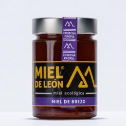 Miel de León Brezo 450 grs.