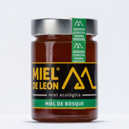 Miel de León Bosque 800 grs.