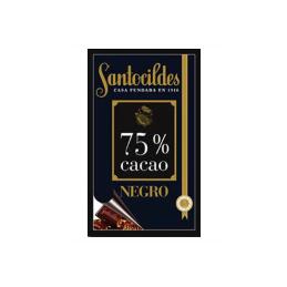 Chocolate 75% negro