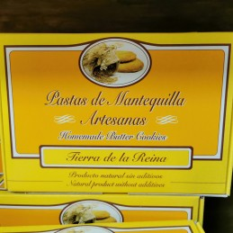 Pastas de Mantequilla...