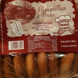 Rosquillas de Prioro