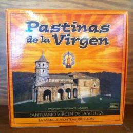 Pastinas de la Virgen